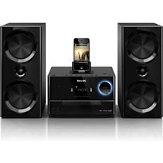DCD3020/96  DVD micro music system