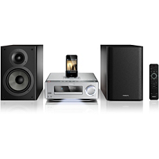 DCD7010/12 -    DVD component Hi-Fi system