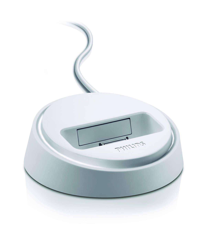 เล่น iPod ในระบบโฮมเธียเตอร์ของคุณ