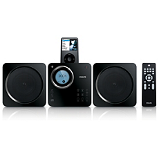 DCM105/12  Sistema audio micro Cube