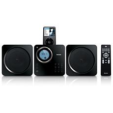 DCM105/98  Cube micro sound system