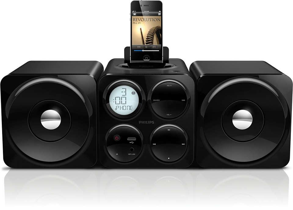 Zvuk, který sedí vašemu domovu