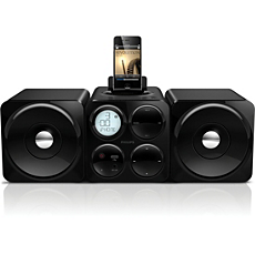 DCM1075/79 -    Cube micro sound system