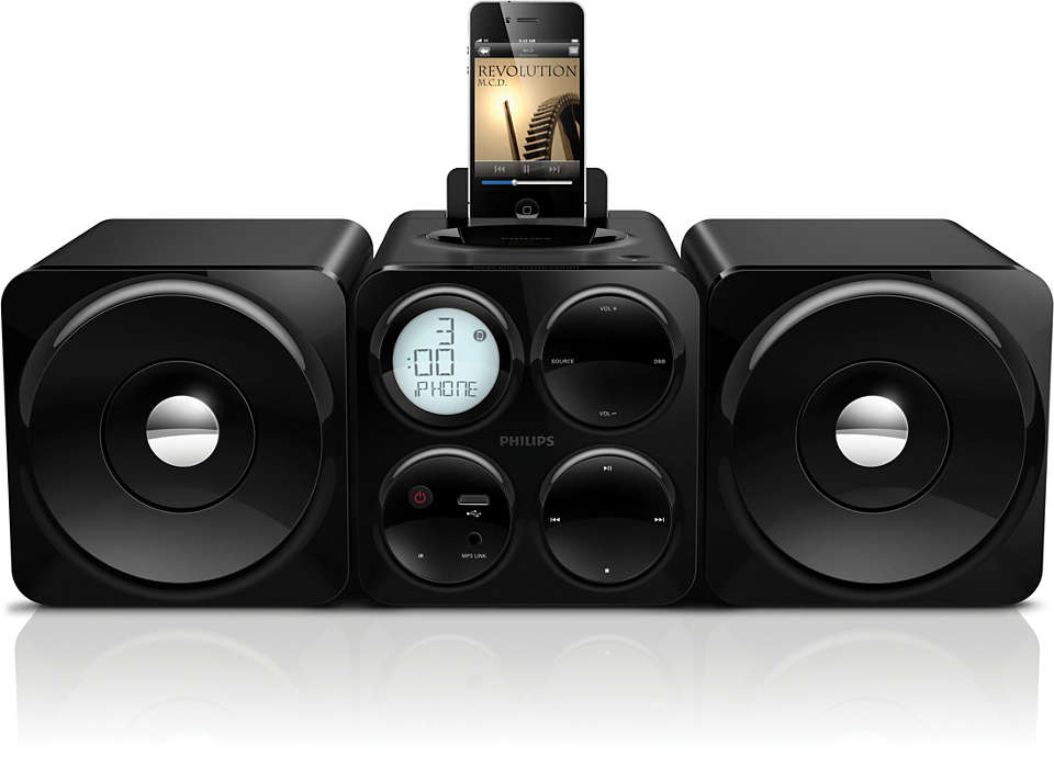 Sound that fits your home