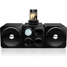 DCM1075/98  Cube micro sound system