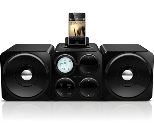 Cube Micro Sound System Dcm1075 98 Philips