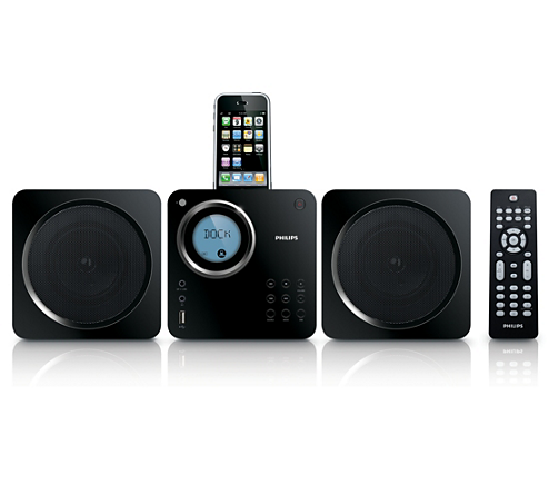 Cube Micro Sound System Dcm109 37 Philips