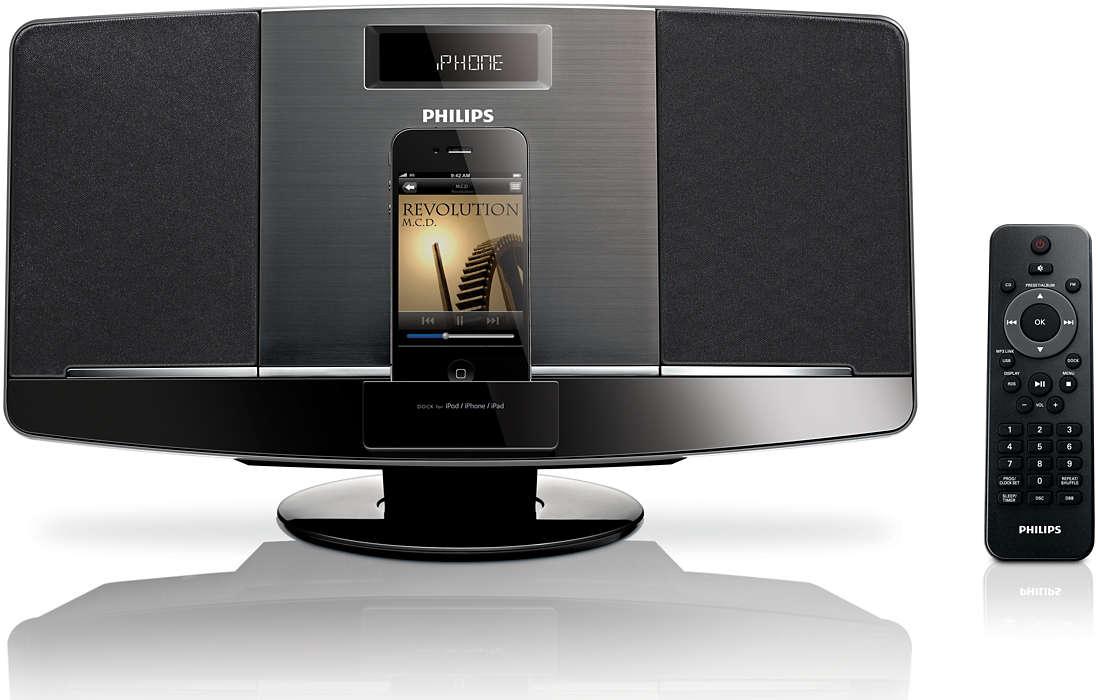 Sistema de sonido que se adapta a tu hogar
