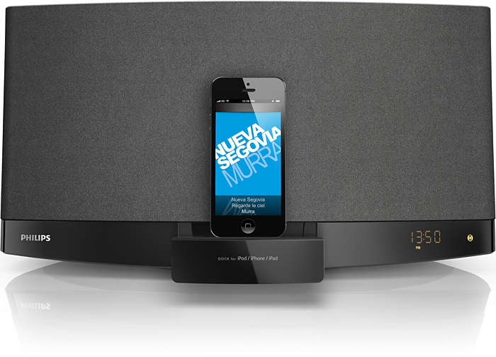 Sound system that fits your home