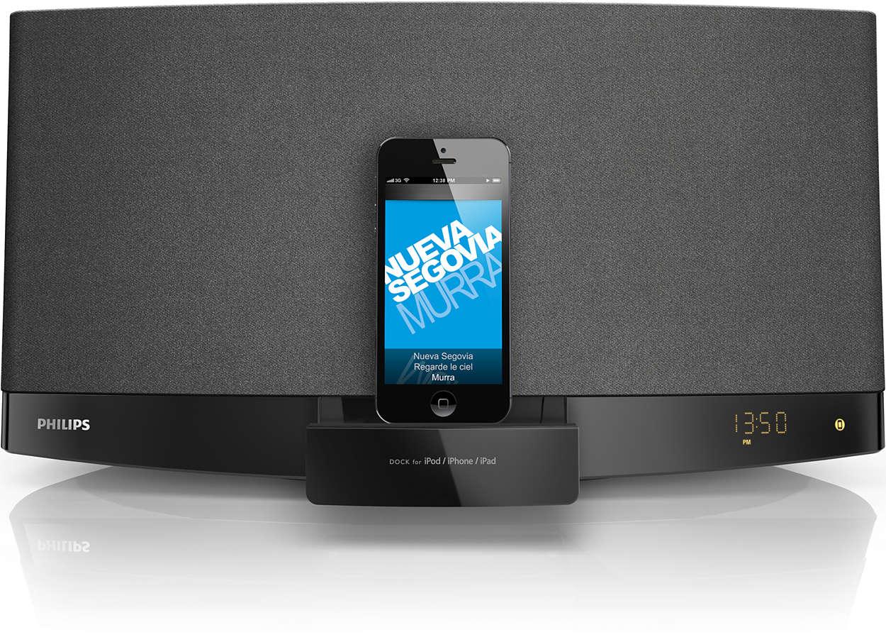 Музыкальная система, которая заполнит ваш дом музыкой