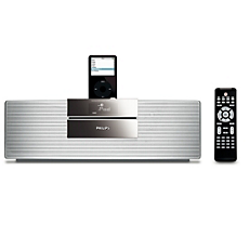 DCM230/12  entertainmentsysteem met dock