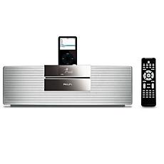 DCM230/12 -    zestaw audiowizualny ze stacją dokującą