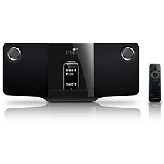 DCM276/05  Sleek micro sound system