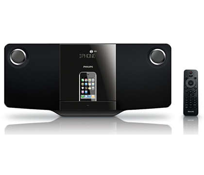 Sleek Music System