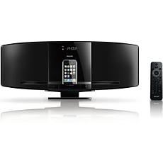 DCM292/12  Elegante sistema audio micro