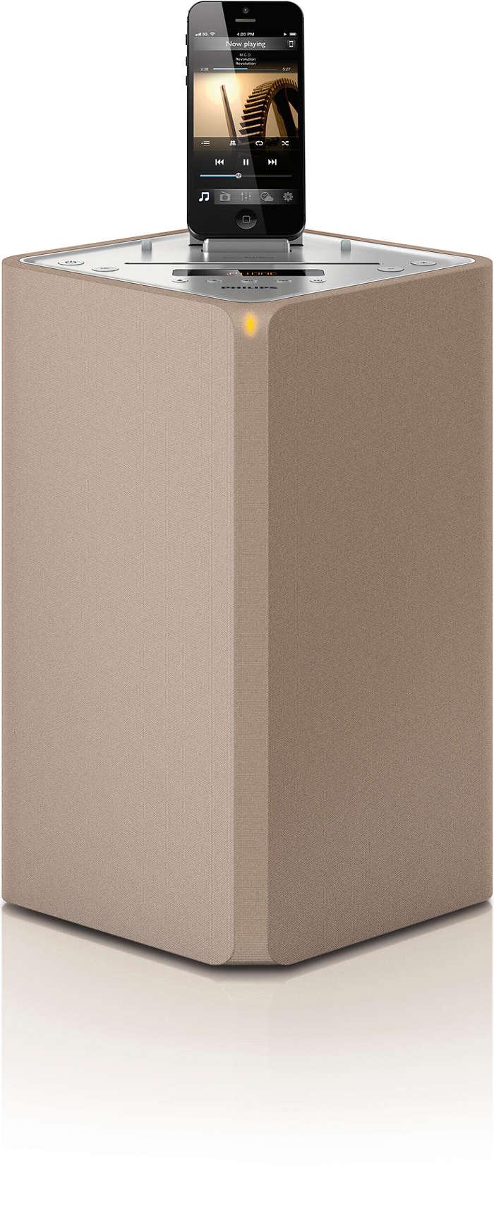 Звук, заполняющий ваш дом