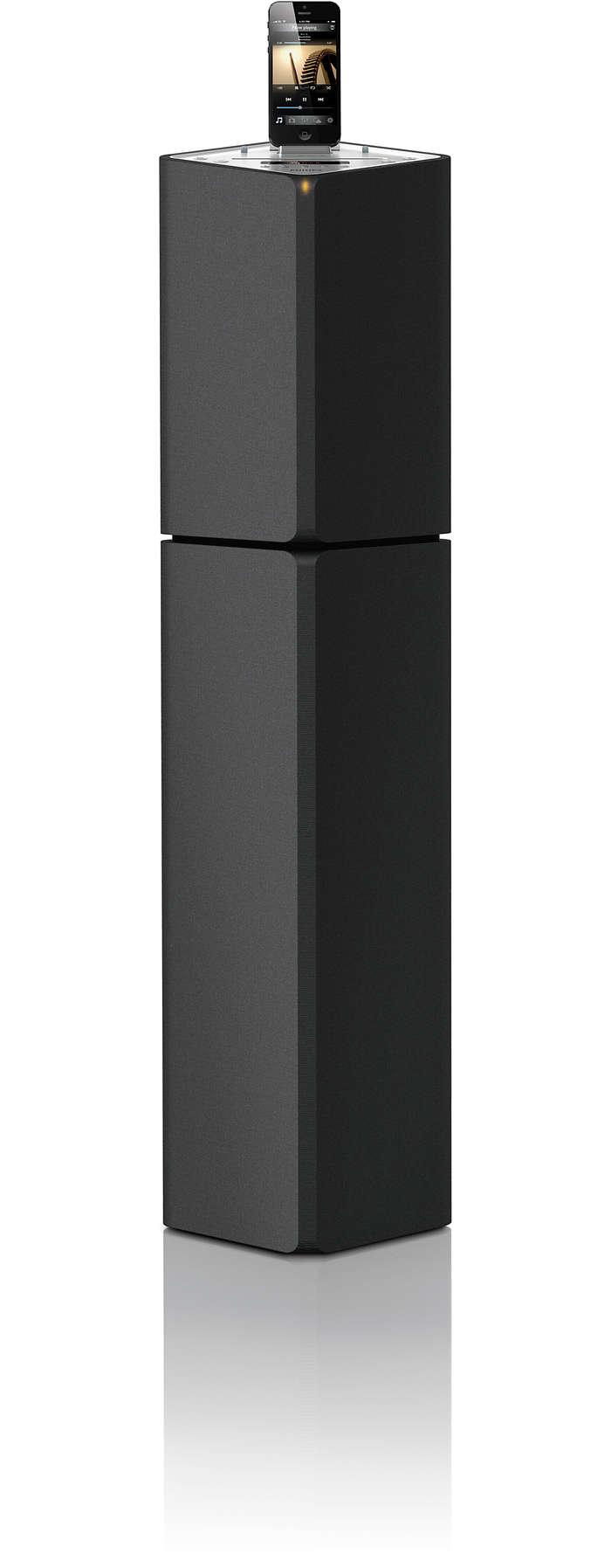 mini stereoanlage dcm3175 12 philips. Black Bedroom Furniture Sets. Home Design Ideas