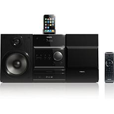 DCM377/12  Sistema audio micro classico
