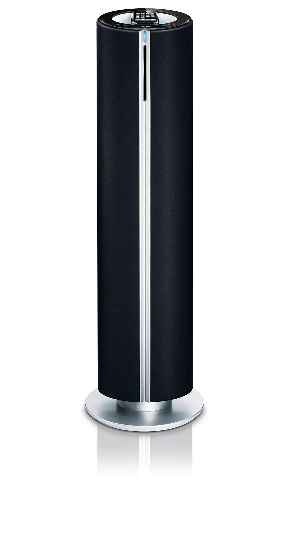 Torre de sonido