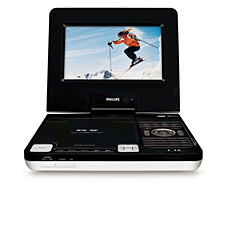 DCP750/98  docking entertainment system
