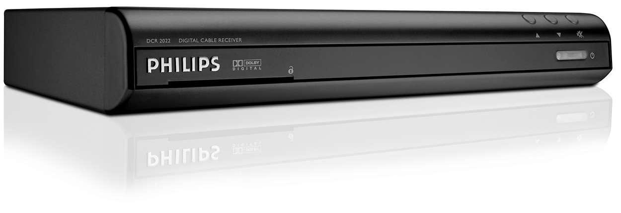 Digitale kabeltelevisie