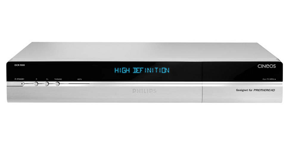 Digitales High Definition-Fernsehen