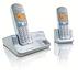Telefone s/fio c/ secretária eletrônica