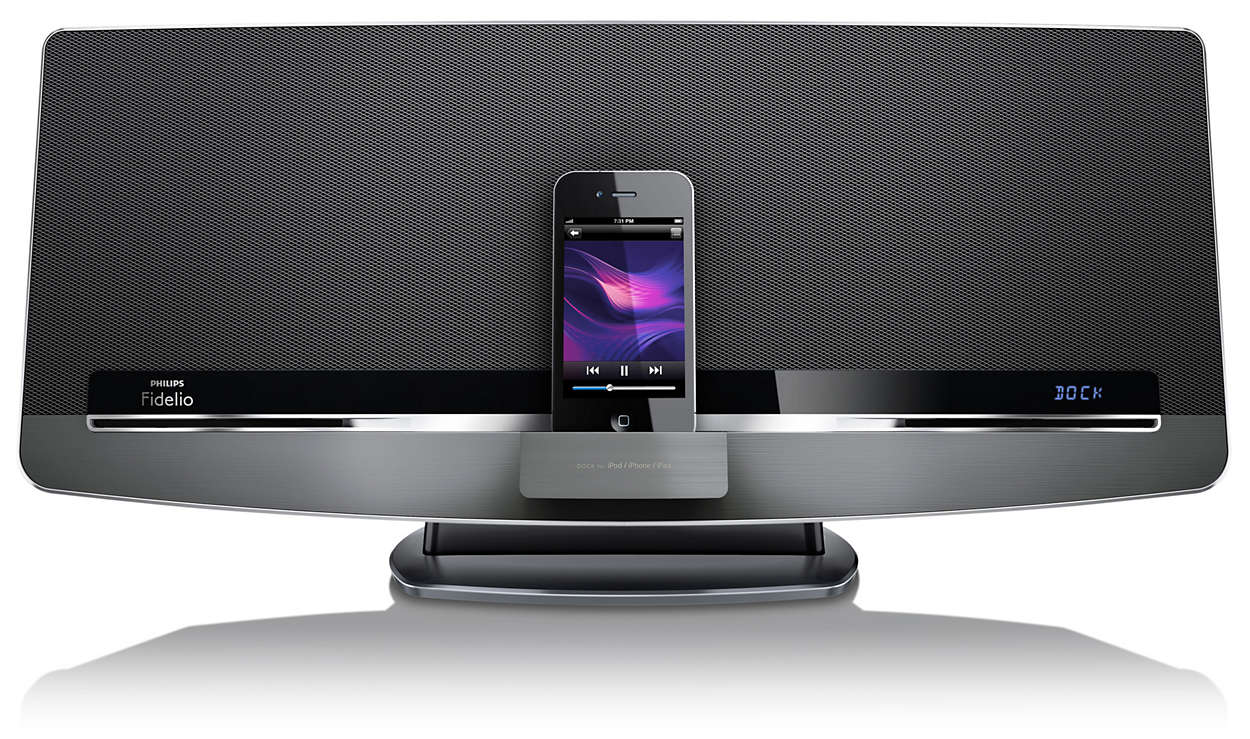 Enjoy music wirelessly with AirPlay