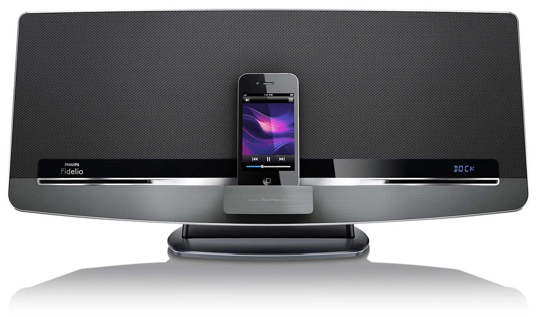 Наслаждавайте се на музика безжично с AirPlay