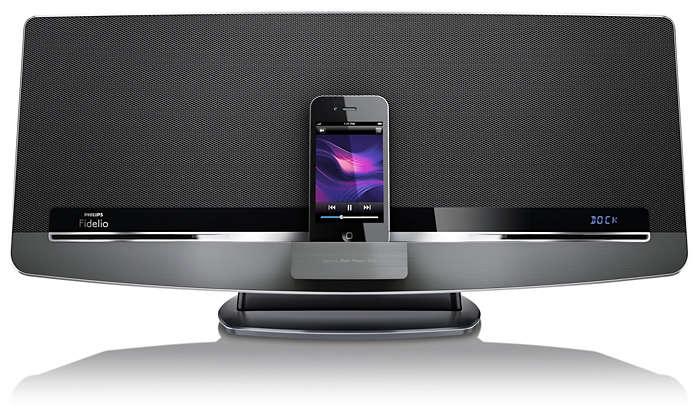 Avec AirPlay, diffusez sans fil votre musique
