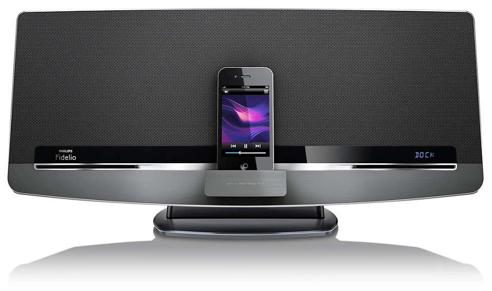 Bezprzewodowe przesyłanie muzyki dzięki technologii AirPlay