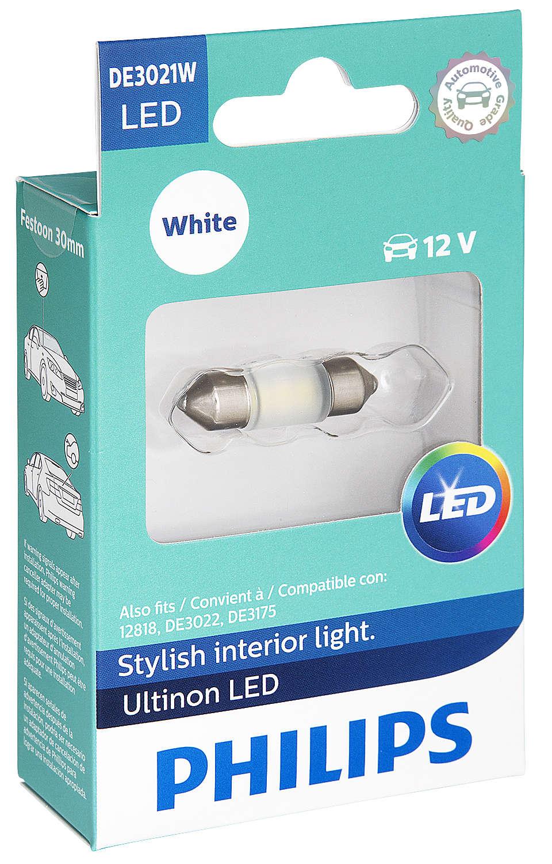 Bright interior lighting