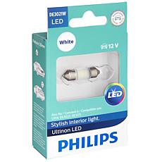 DE3021ULWX1 Ultinon LED Ampoule d'intérieur de voiture