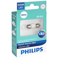 DE3022ULWX1 Ultinon LED Ampoule d'intérieur de voiture