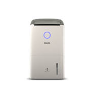 Series 5000 2 合 1抗敏空氣淨化抽濕機