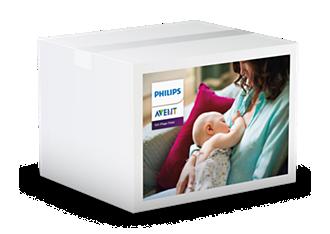 Philips AVENT breastfeeding bundle