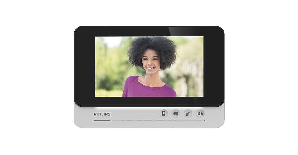 Fügen Sie dem WelcomeEye Videotelefon einen Monitor hinzu