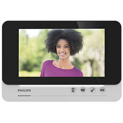 WelcomeEye AddCompact Ultrapłaski monitor firmy Philips