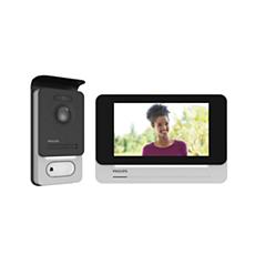 DES9700VDP/10 WelcomeEye Touch Gegensprechanlage mit Videofunktion