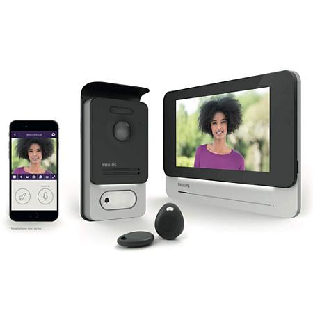 Gegensprechanlage mit Videofunktion