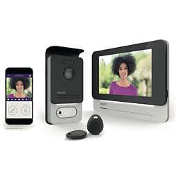 WelcomeEye Connect Intercom met video