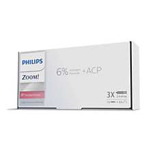 DIS130/11 Philips Zoom DayWhite 6% Take-home whitening treatment