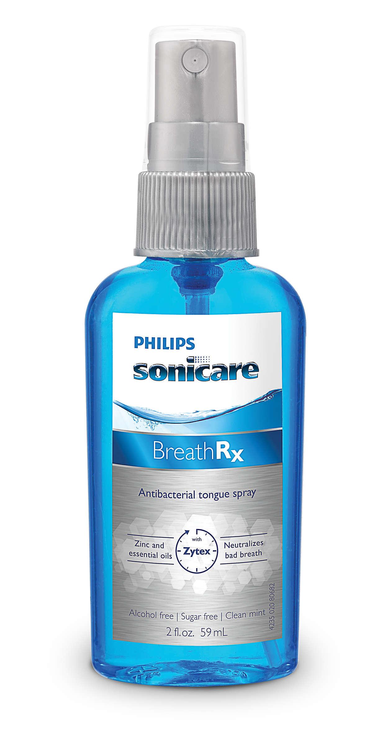 BreathRx Zungenspray