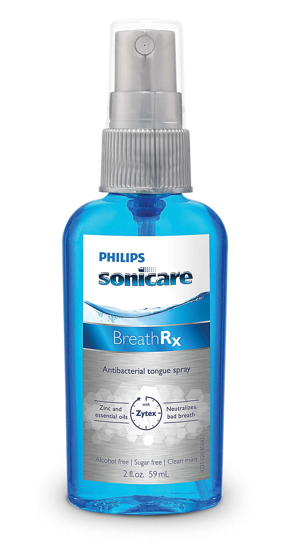 Spray pour la langue BreathRx