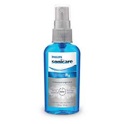 Sonicare BreathRx Spray para língua