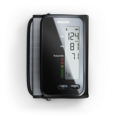 DL8760/37  Upper arm blood pressure monitor