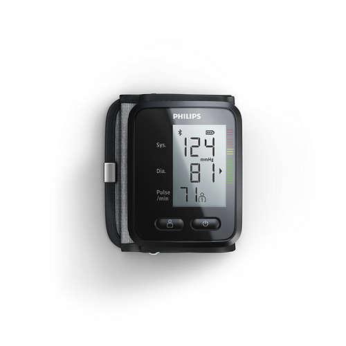 Blutdruckmessgerät für das Handgelenk