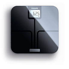 DL8780/00  Weegschaal met lichaamsanalyse