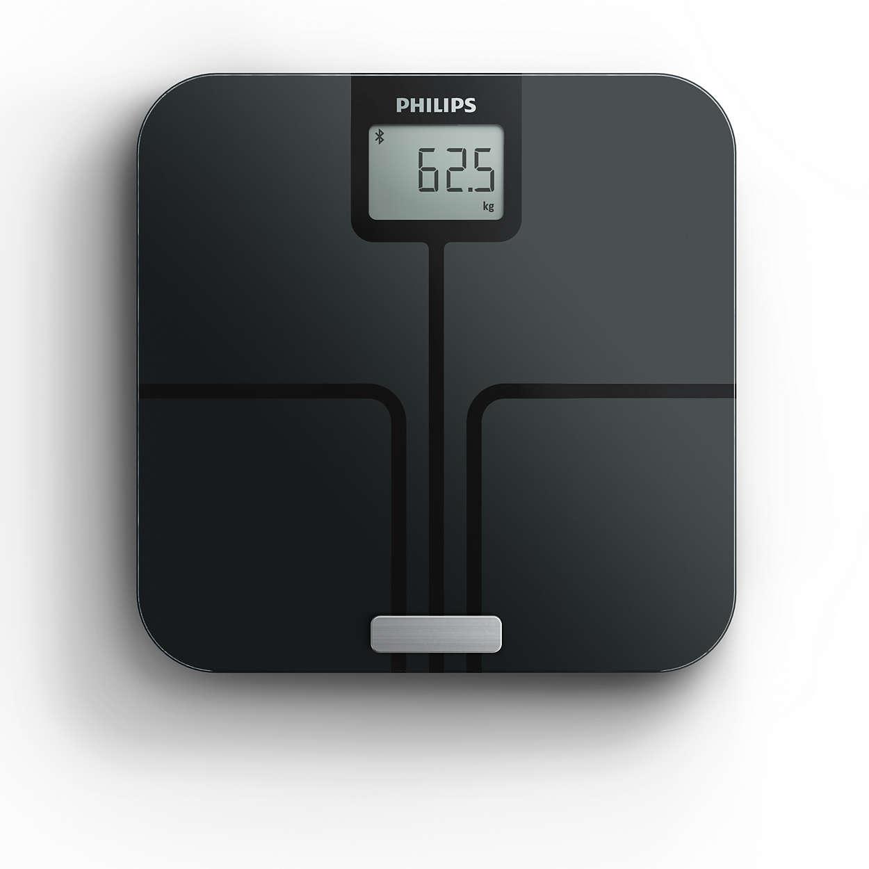 Suivi connecté du poids