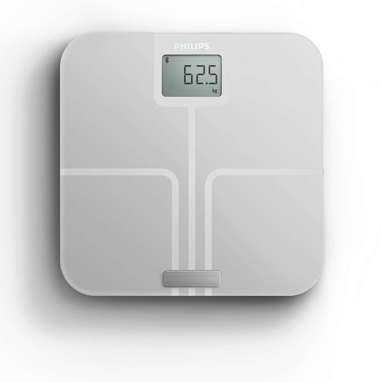 Gewichtserfassung mit App-Anbindung